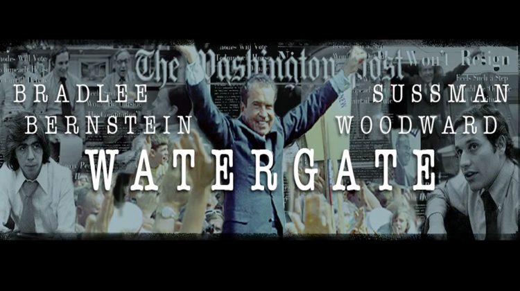 Watergate Investigating Power